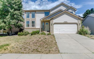 Colorado Springs Single Family Home Active: 2660 Vidalia Terrace