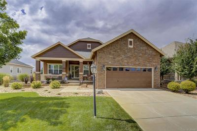 Thornton Single Family Home Under Contract: 15031 Verbena Street