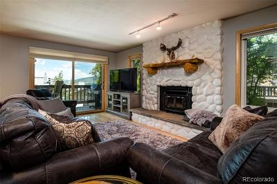 Steamboat Springs Condo/Townhouse Active: 2525 Daybreak Court #103