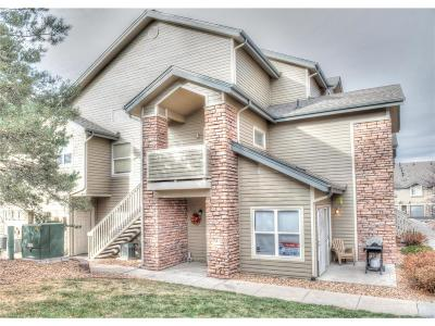 Aurora Condo/Townhouse Under Contract: 18345 East Flora Drive #A