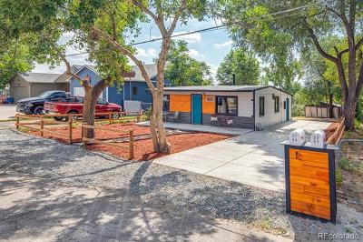 Denver Single Family Home Under Contract: 2784 West 65th Avenue