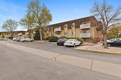 Denver Condo/Townhouse Under Contract: 7355 East Quincy Avenue #201