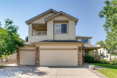 Castle Pines Single Family Home Under Contract: 6726 Catarata Place