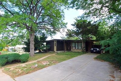 Single Family Home Active: 6708 South Gallup Street