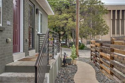 Colfax Ave, East Colfax Condo/Townhouse Active: 1529 Clermont Street