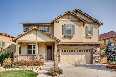 Highlands Ranch Single Family Home Active: 4395 Cedarpoint Place