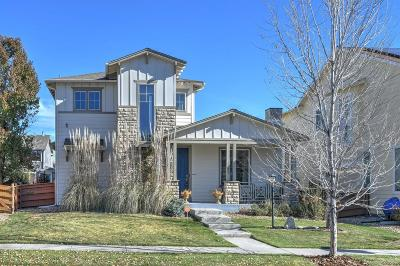 Commerce City Single Family Home Active: 17081 East 107th Avenue