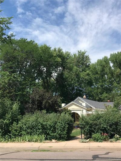 Aurora, Centennial, Denver, Englewood, Greenwood Village, Arvada, Broomfield, Edgewater, Evergreen, Golden, Lakewood, Littleton, Westminster, Wheat Ridge Single Family Home Active: 2711 South Clarkson Street