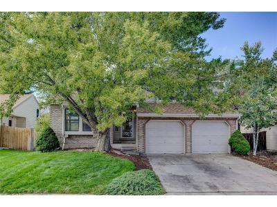 Littleton Single Family Home Active: 7035 South Flower Court