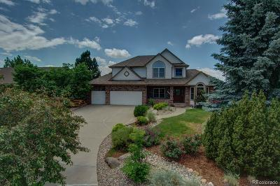 Castle Rock Single Family Home Active: 3183 Soaring Eagle Lane