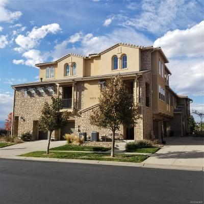 Highlands Ranch Condo/Townhouse Active: 3425 Cascina Place #B