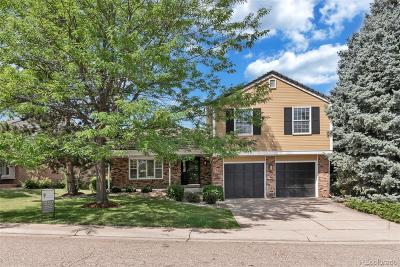 Centennial Single Family Home Active: 7637 South Locust Street