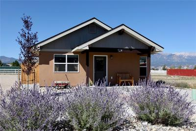 Salida Single Family Home Active: 124 Mesa View Lane