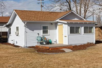 Johnstown Single Family Home Under Contract: 401 North 2nd Street