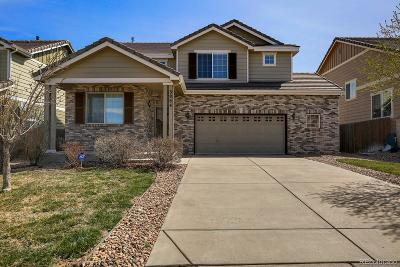 Aurora Single Family Home Active: 3884 South Tibet Way