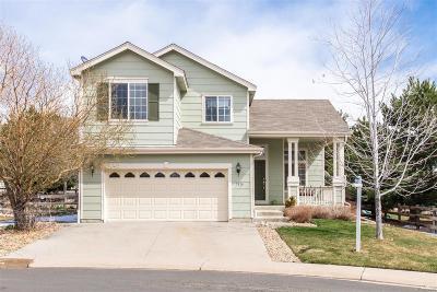 Littleton Single Family Home Under Contract: 7670 Elk Court