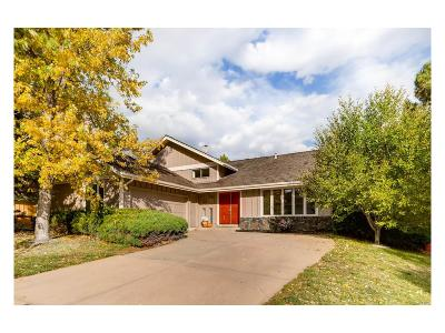Centennial Single Family Home Under Contract: 6392 South Poplar Court