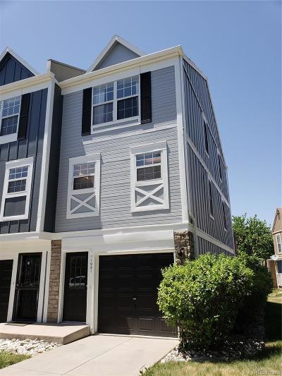 Aurora Condo/Townhouse Active: 11951 East Tennessee Avenue