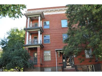 Denver Condo/Townhouse Under Contract: 1356 Pearl Street #101