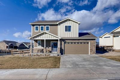 Greeley Single Family Home Active: 1515 60th Avenue