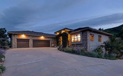Littleton Single Family Home Active: 7190 Puma Trail