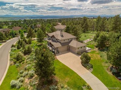 Parker Single Family Home Active: 5415 Sage Thrasher Road