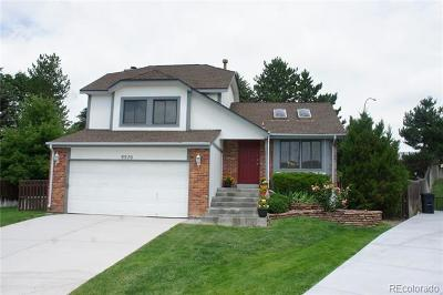Westminster Single Family Home Active: 9970 Hoyt Lane