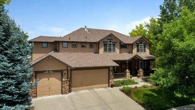 Broomfield Single Family Home Active: 4375 Fairway Lane
