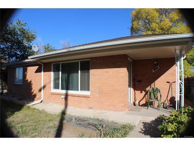 Park Hill, Parkhill Single Family Home Active: 3650 Krameria Street