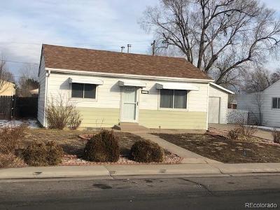 Brighton Single Family Home Under Contract: 752 Fulton Avenue