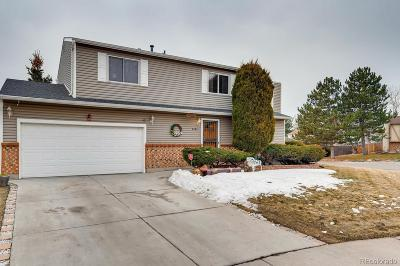 Littleton Single Family Home Under Contract: 5032 South Field Court