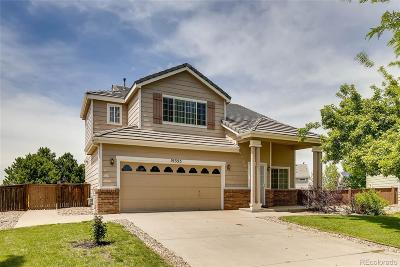 Aurora Single Family Home Active: 19355 East 58th Drive