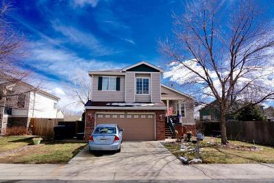 Thornton Single Family Home Active: 11802 Columbine Street