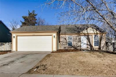 Denver Single Family Home Active: 20761 East 42nd Avenue