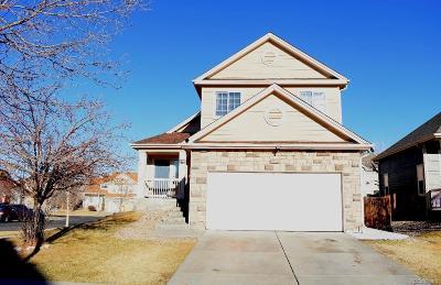 Denver Single Family Home Active: 5548 Hannibal Court