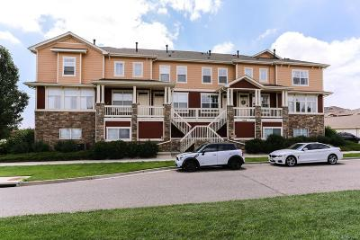 Parker Condo/Townhouse Under Contract: 9519 Pearl Circle #104