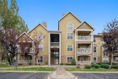 Castle Rock Condo/Townhouse Under Contract: 6005 Castlegate Drive #B23