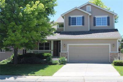 Single Family Home Active: 6319 Braun Circle