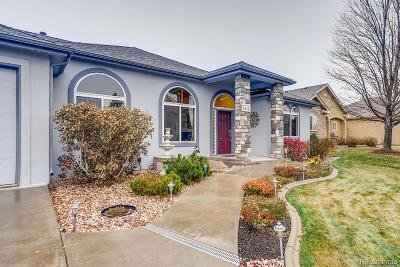 Greeley Single Family Home Under Contract: 7413 18th Street