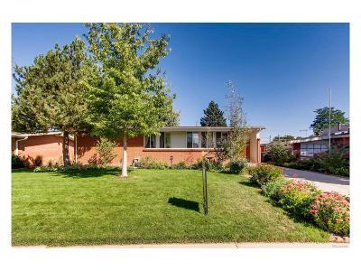 Denver CO Single Family Home Active: $315,000