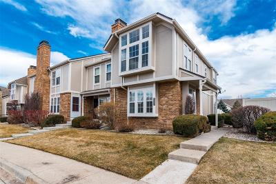 Littleton Condo/Townhouse Under Contract: 9623 West Chatfield Avenue #F