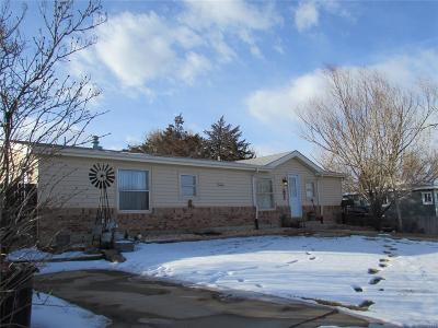 Keenesburg Single Family Home Under Contract: 335 South Elm Street