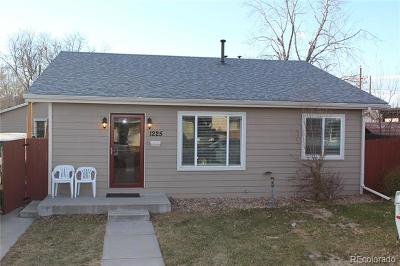 Mar Lee Single Family Home Active: 1225 South Winona Court