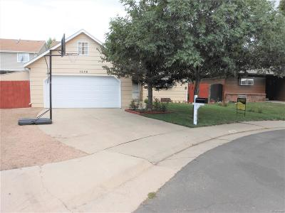 Aurora, Denver Single Family Home Active: 1628 Biscay Circle