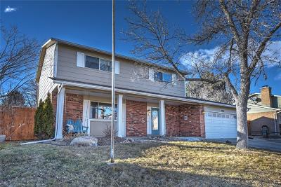 Longmont Single Family Home Active: 1535 Foster Court