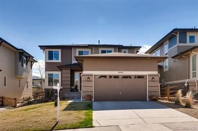 Arvada Single Family Home Active: 9452 Kendrick Way