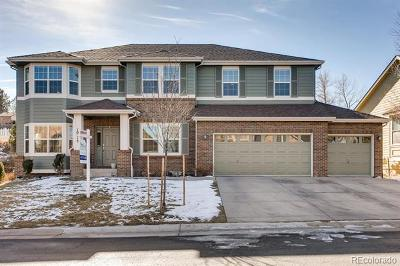 Littleton Single Family Home Active: 10712 West Indore Drive