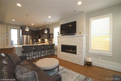 Denver Condo/Townhouse Active: 554 Madison Street