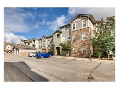 Castle Rock Condo/Townhouse Under Contract: 1561 Olympia Circle #106