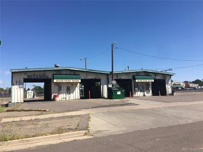 Denver Residential Lots & Land Under Contract: 520 Buchtel Boulevard